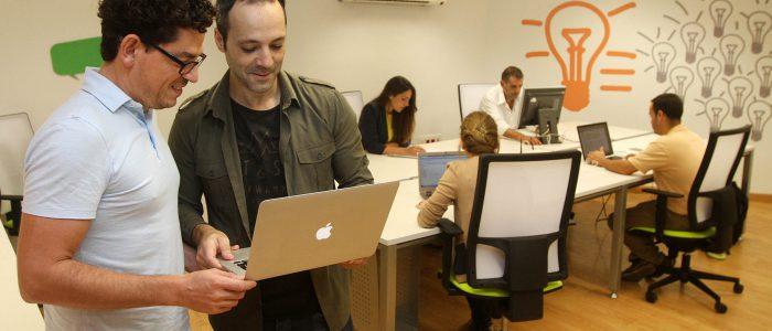 Alquiler de oficina en Córdoba en el mejor espacio de coworking